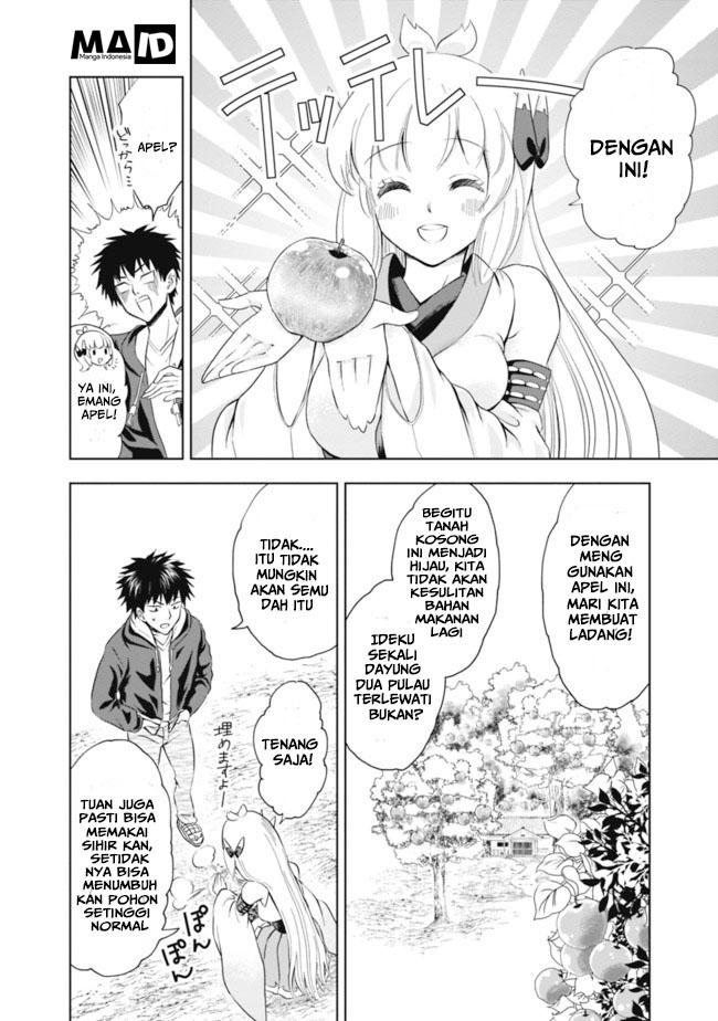 Baca Komik Ore no Ie ga Maryoku Spot datta Ken – Sundeiru dake de Sekai Saikyou Chapter 3 Bahasa Indonesia Otakufile
