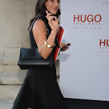 WWW.ENTSIMAGES.COM -   Tamara Klien   attending  HUGO: RED NEVER FOLLOWS - private view / party of exhibition to celebrate 20th anniversary of Hugo Boss, featuring the brand's RED NEVER FOLLOWS project which saw it collaborate with 20 'urban creatives' from around the world July 30th 2013                                                     Photo Mobis Photos/OIC 0203 174 1069