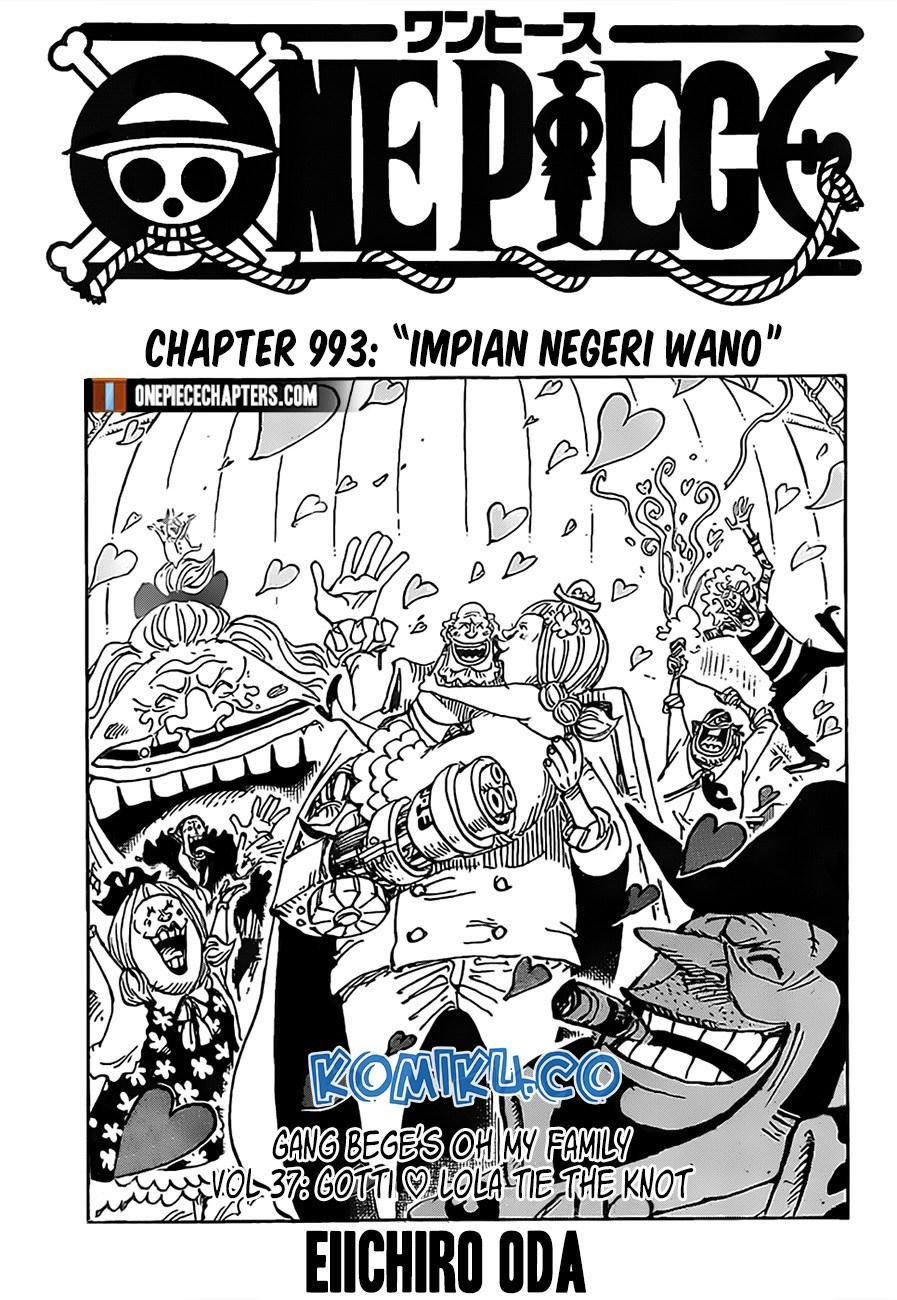 Baca Komik One Piece 975 : komik, piece, Komik, Piece, Chapter, Bahasa, Indonesia, UNION