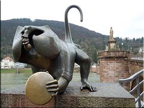 El mono de Heidelberg