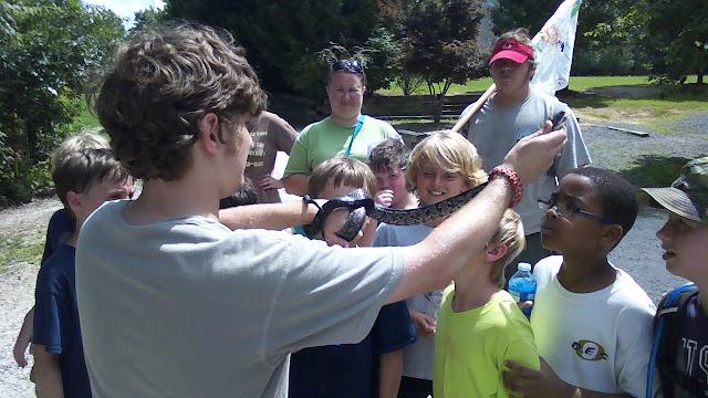 Webelos Resident Camp Comer July 2015 - 100_0581.JPG