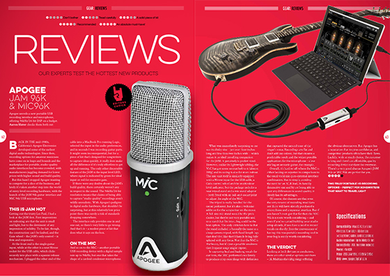 Apogee Songwriting 560
