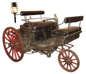 Peugeot Type 1 1889