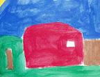Red Barn by Trevor