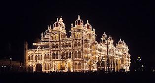 Mysore Palace Photos