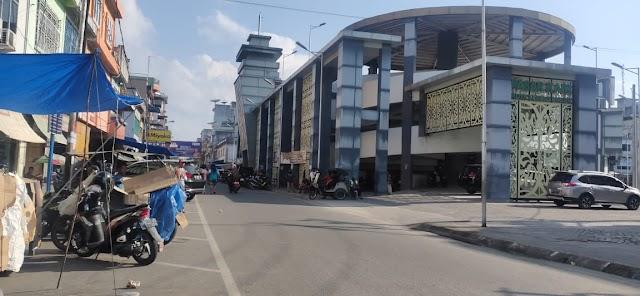 Pendapatan Retribusi UPTD Pasar Kota Tebing Tinggi TA 2020 Menurun, Ini Penjelasannya