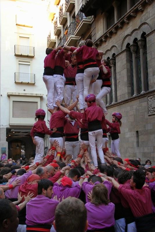19è Aniversari Castellers de Lleida. Paeria . 5-04-14 - IMG_9518.JPG