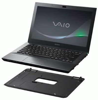 Sony Vaio S Sandy Bridge powered Laptop images