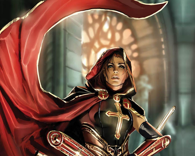 Red Warrior For True, Warriors 2
