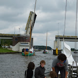 Zeilen met Jeugd met Leeuwarden, Zwolle - P1010408.JPG