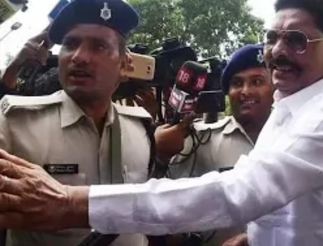 Bahubali Anant Singh Vidhayak Ka Badal Gaya Thikana