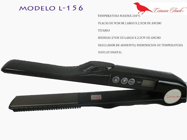 Alaciadora Modelo 169