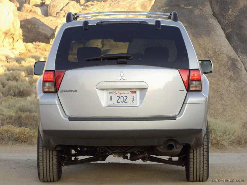 2007 Mitsubishi Endeavor SUV Specifications, Pictures, Prices