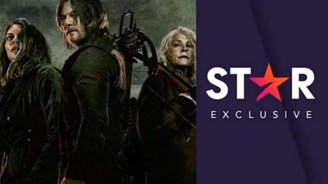 Temporada final de The Walking Dead chega com exclusividade no Star+ em 31 de agosto