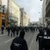 قوات مكافحة الارهاب النمساوية تحاصر مظاهرات لمتطرفين ضد قيود كورونا
