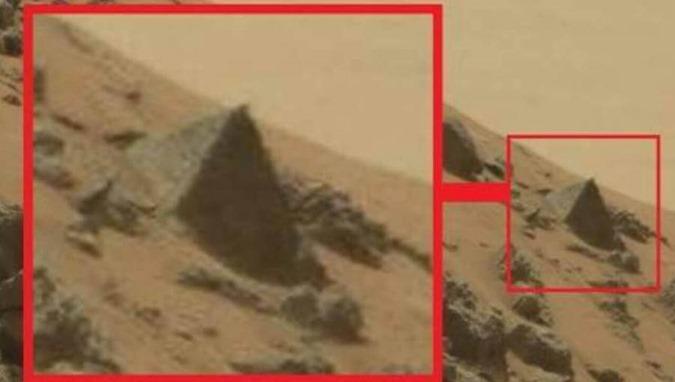 civilizações extraterrestr em Marte 01