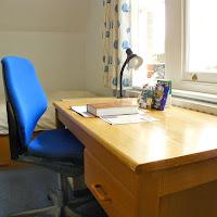 Room V-desk