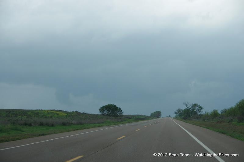 04-14-12 Oklahoma & Kansas Storm Chase - High Risk - IMGP0389.JPG