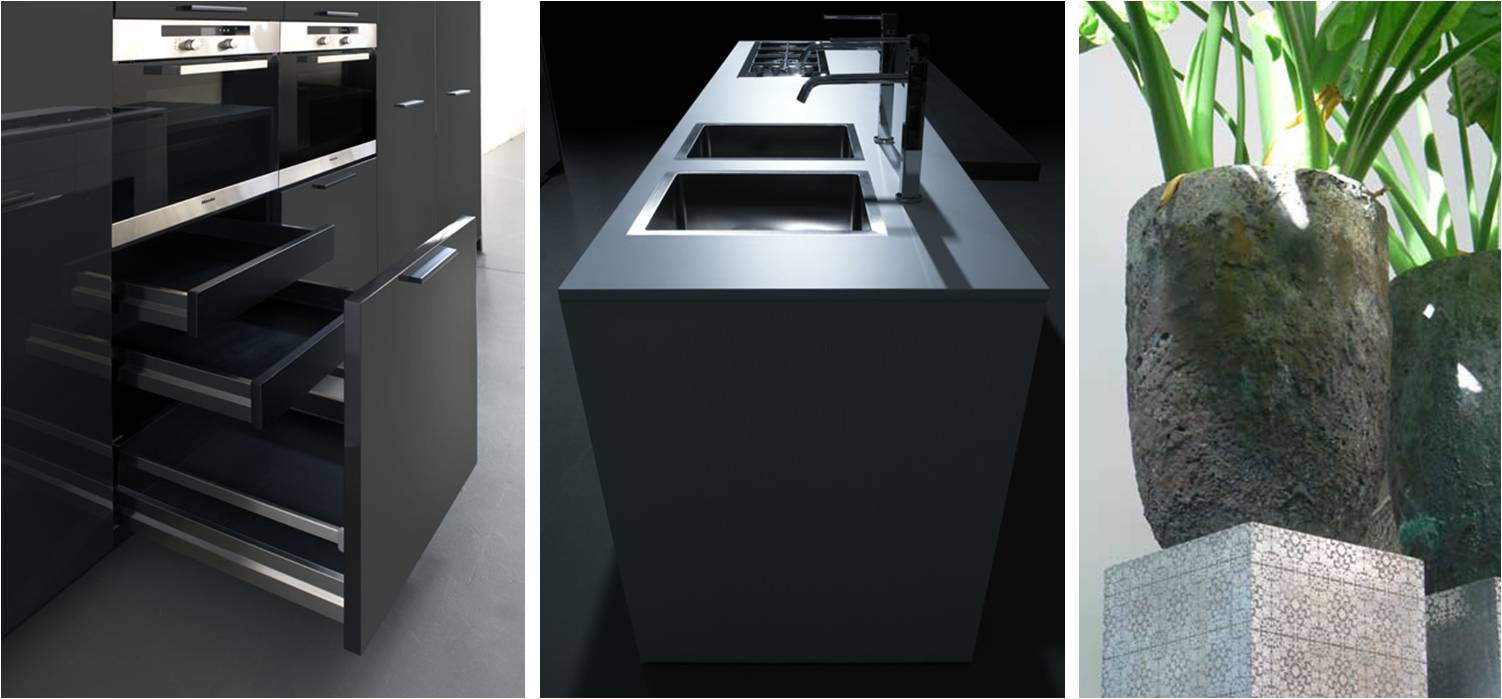Kitchen Design Sematic