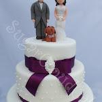 Bride,groom and Toby wedding 10.JPG