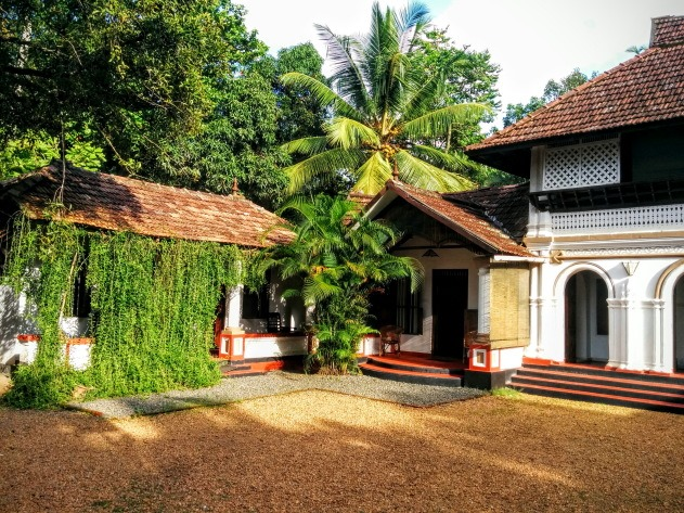 Gorgeous Heritage home at Kumarakom, Kerala