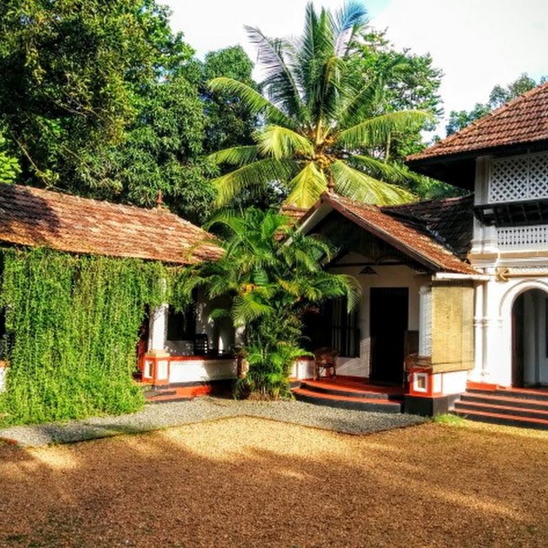 Monsoon Holidays In Kerala: Tharavadu Heritage: Classic Kerala Stay At Kumarakom