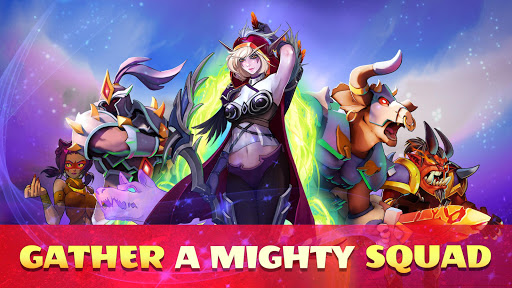Mighty Party: Heroes Clash 1.12 gameplay | by HackJr.Pw 7