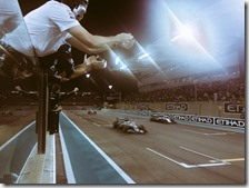 Lewis Hamilton vince il gran premio di Abu Dhabi 2016