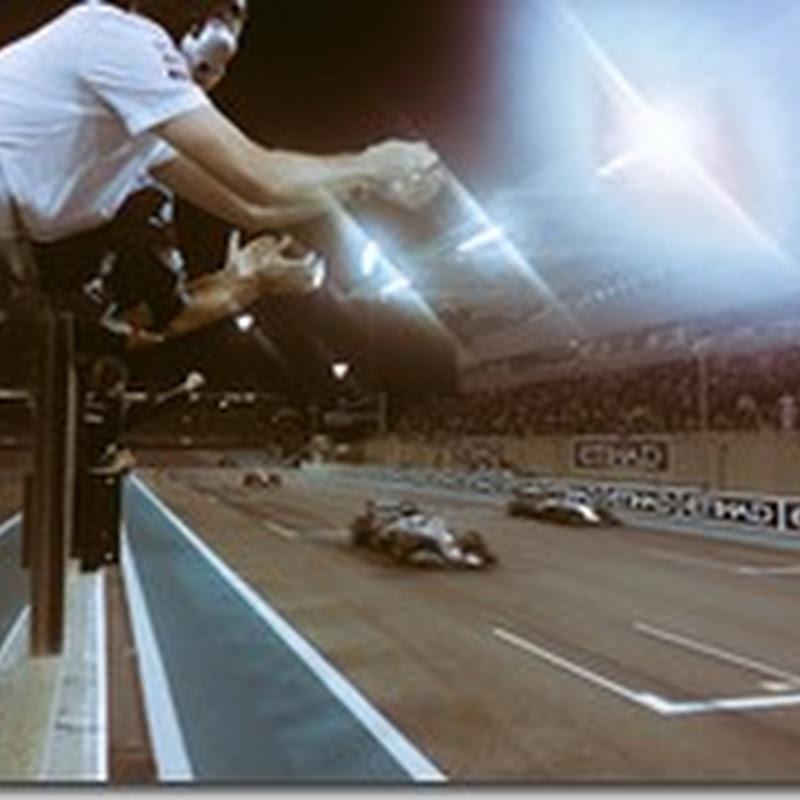 GP di Abu Dhabi: Hamilton vince la gara, Rosberg il titolo