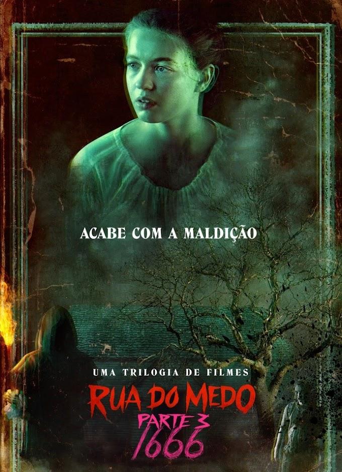 CríticaMorte: Rua do Medo - 1666 - Parte 3 - Acabaram mesmo com a Maldição!