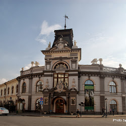 Kazan is full of beautiful buildings