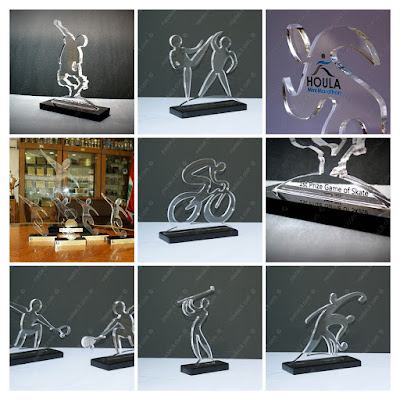 Trophies - Sports Figures