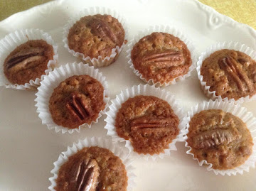 Pecan Pie Mini Muffins Recipe