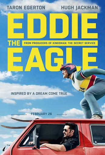 Έντι ο Αετός (Eddie The Eagle) Poster