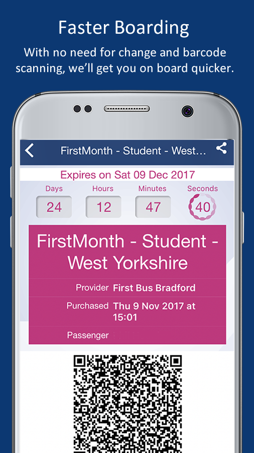 first bus m tickets android apps on google play. Black Bedroom Furniture Sets. Home Design Ideas