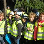 Den s Městskou policií a hasiči v parku Sacre Coeur 2.třída Pod Lipkami