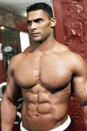 Hot Hunks with Ripped and Fit Bodies