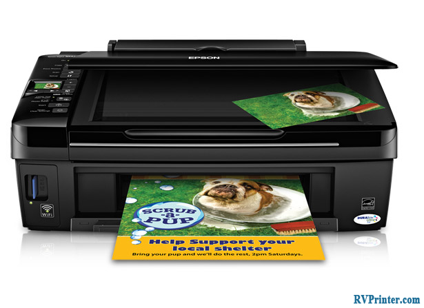 Download Epson Stylus NX420 Resetter Guide