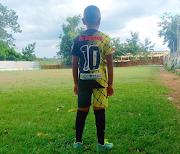 Garoto esperantinopense é destaque no futebol regional