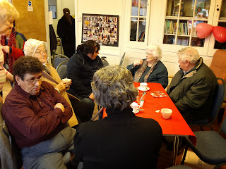 Valentines Coffee Morning 2014