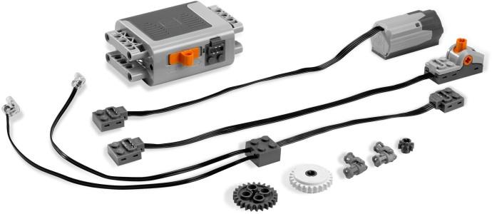 Contenido de Lego® 8293 Set de Motores Power Functions