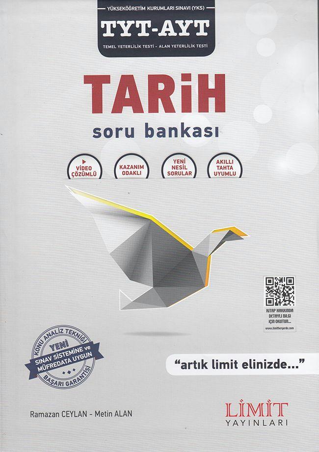 ▪️ Limit Yayınları 2020 TYT AYT Tarih Soru Bankası