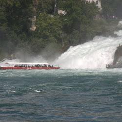 Ausflug zum Rheinfall/Stein am Rhein (28.06.2009)