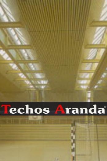 Presupuesto techos de aluminio para cocinas Madrid