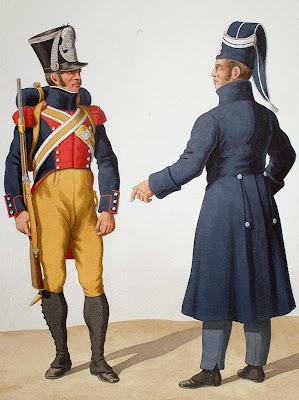 Mar Chauss E Gendarmerie En Corse 1770 1830 La