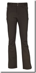 Womens Softshell Snow Pants