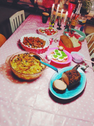 The World According To Pia The Christmas Food Of 2014