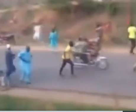Traveler's On Tegina-Zugero Highway In Niger Flee During A Bandit Attack