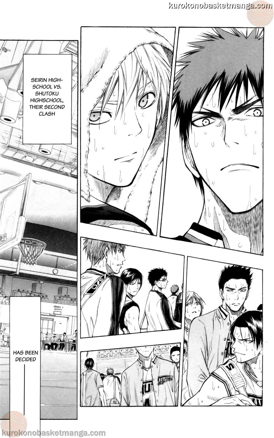 Kuroko no Basket Manga Chapter 85 - Image 05