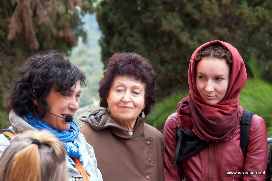 Гид в Иерусалиме Светлана Фиалкова. Экскурсия в монастыри в Иудейских горах.